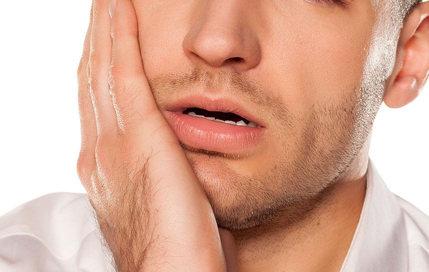 Flemón dental: causas y tratamiento